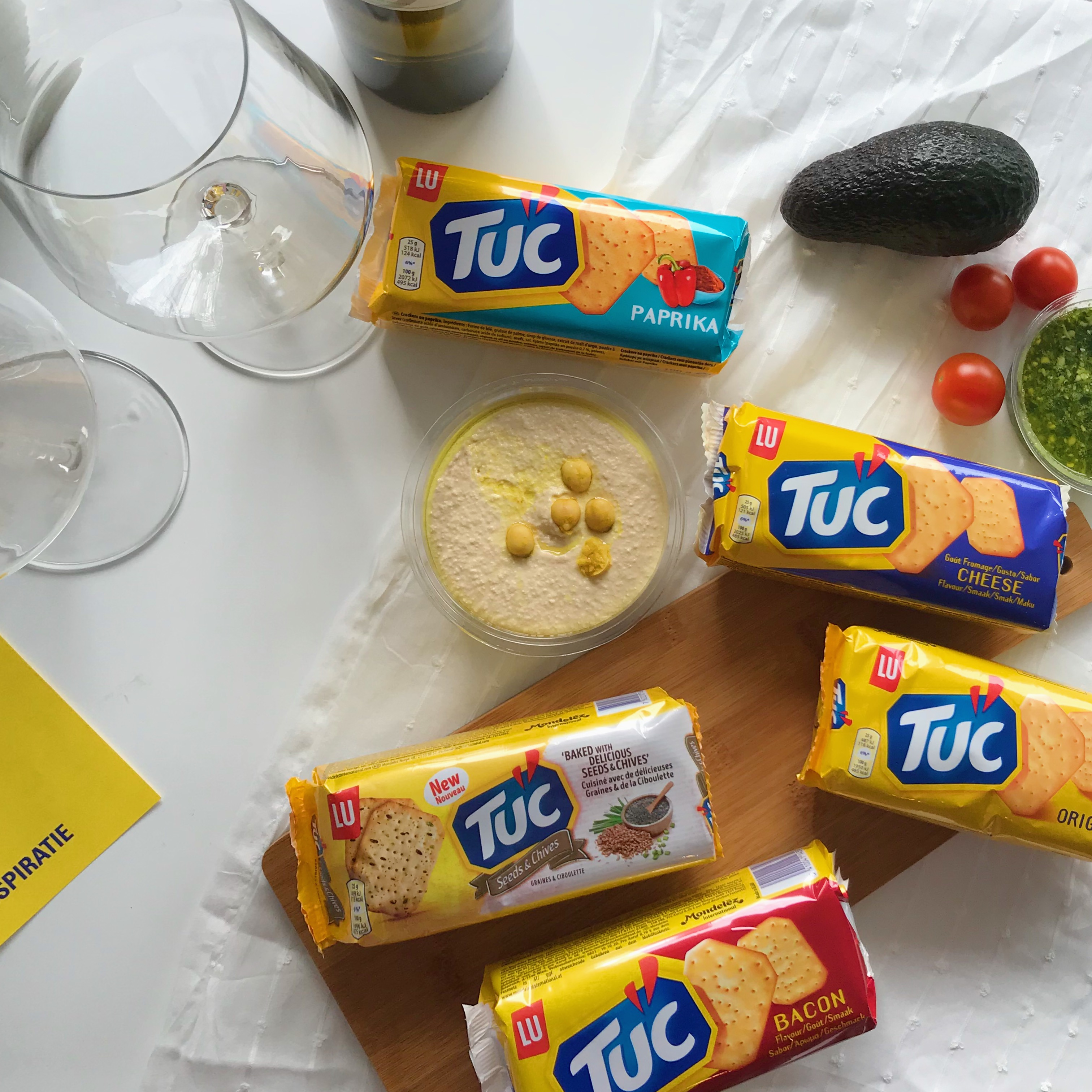 Tuc Toppers – Bloginsiders voor LeukeRecepten