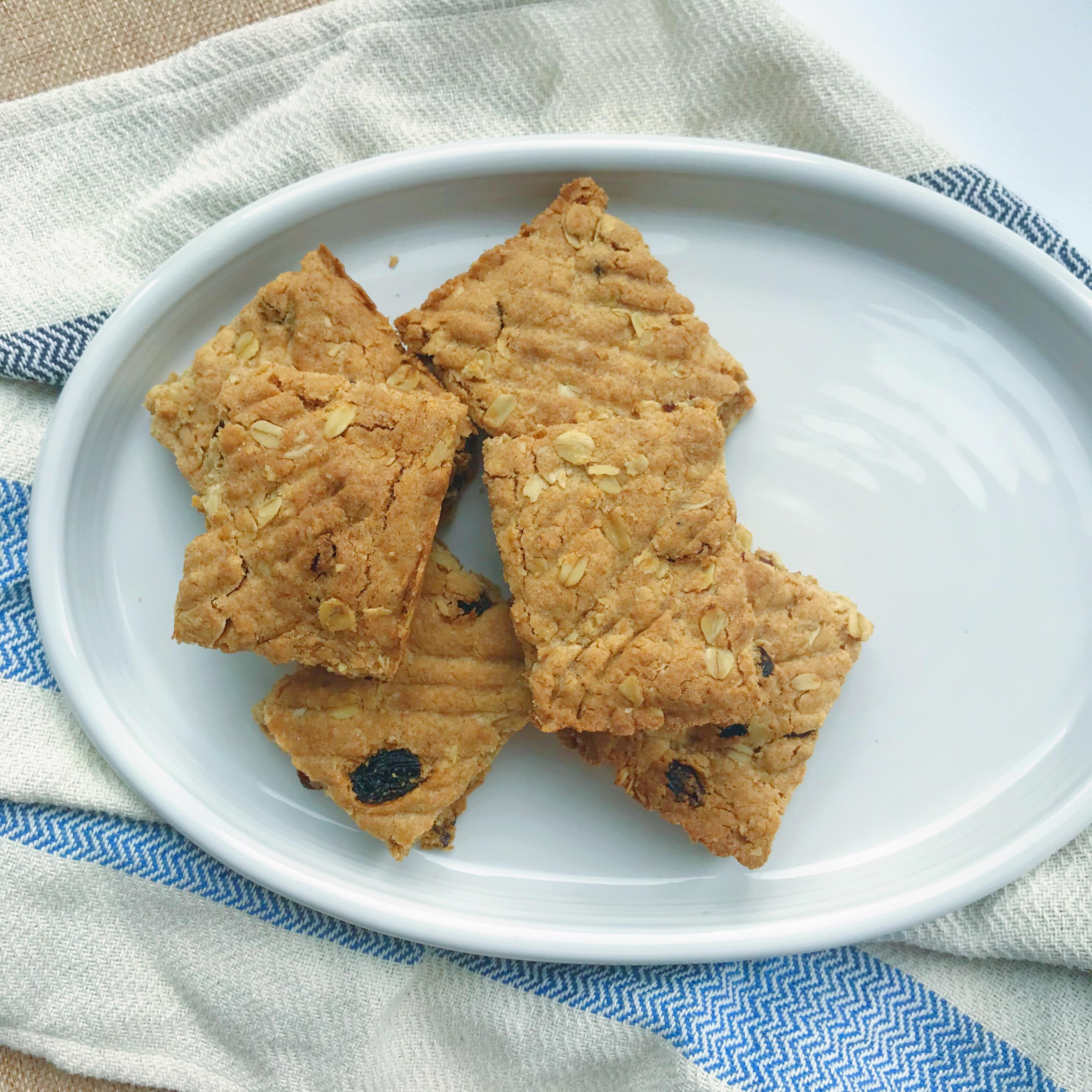 Foodblog Swap: Evergreen koeken