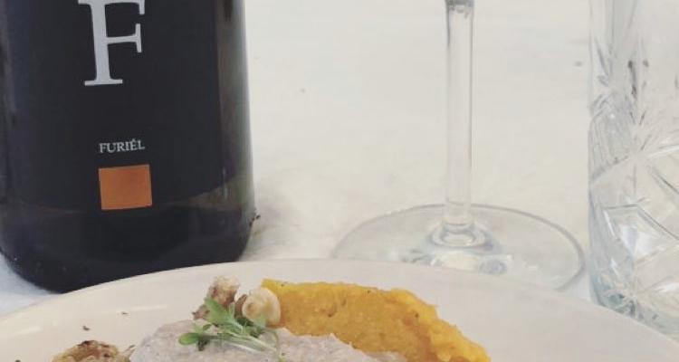 Cannelloni met pompoen en walnoten
